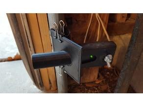 Garage Door Safety Sensor Sun-Shield