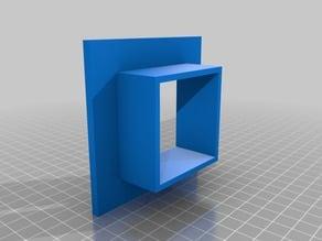 Universal Shape Cut Out - Square