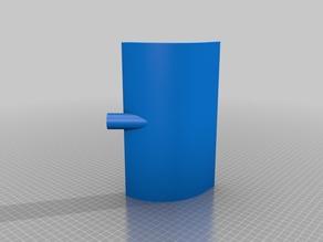 Robox / Zimpure 2 adapter/hood (V1)2