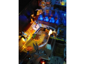 Pinball Reflector for socket
