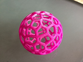 Voronoi Ball