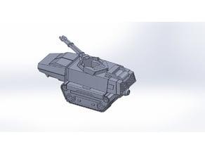 Cobra HISS Mark-0 (GI Joe)