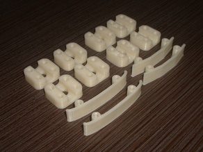 Spacers for Quadrocopter ZMR250