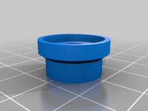 E3D V6 Adapter for Anycubic Chiron