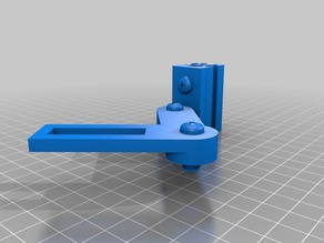 Generic Webcam Mount for 2020 Extrusion