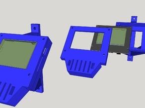 MKS TFT28 V1.2 Vertical Rail Mount