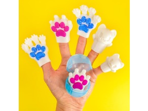 Tiny Paws Finger Puppets