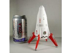 Mini Mars Lander