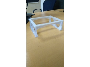 LCD Monitor Stand DELL P2317H