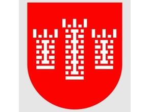 Coat of arms of Povazska Bystrica