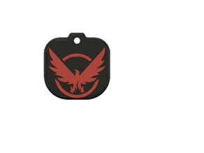 The Division key ring