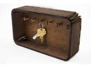 Key Cabinet (Laser Cut)