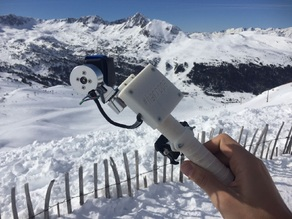 Camera stabilizer -  Hand Gimbal GoPro 39$ DIY