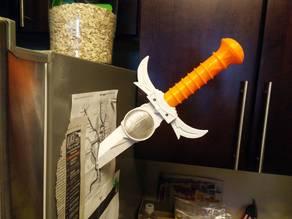 Sword of Omens (Dagger) ...or Fridge Magnet