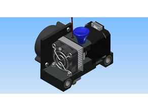 Anet A6 A8 extruder button
