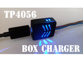 TP4056 BOX CHARGER