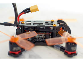 VTX03 XM+ and Buzzer mount for Onix 111
