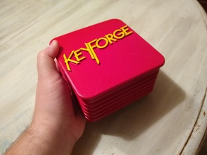 Keyforge Token Box