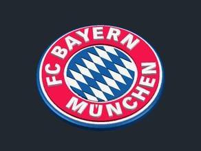 FC Bayern München - Logo