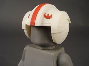 Rebel Pilot Helmet