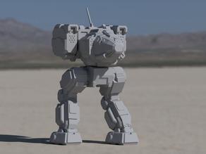 STK-3F Stalker for Battletech