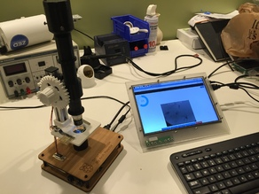 IoT Pi Microscope