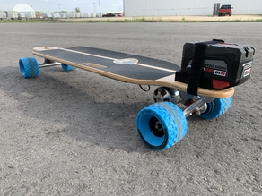 M18 Milwaukee Skateboard Mount