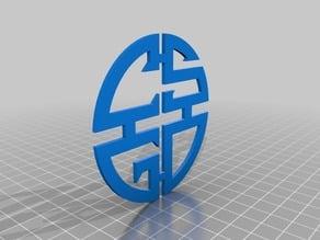 CSGO Symbol / Coaster