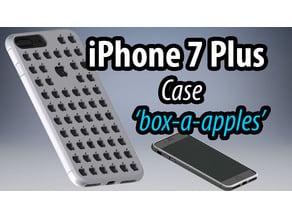 iPhone 7 Plus Case 'box of apples'