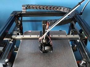 Hypercube Evolution MGN12 & MGN15 Linear Rail Setup with BLTouch