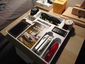 Desk Valet / EDC Tray