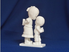 Jean Gordon's Carving: My Toy Boy