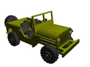 28mm Jeep 4x4