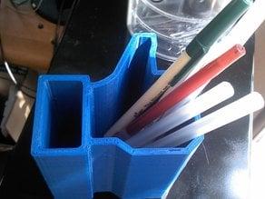 Facebook Hand Like Cup / Desk Organizer/ Pencil Holder
