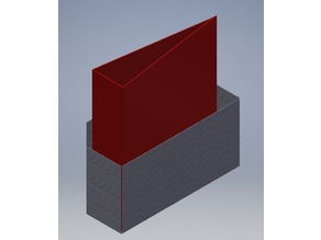 Folder bracket