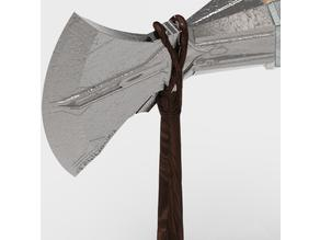 Thor Stormbreaker Axe from Infinity War