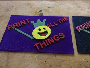FunKing3D- Print all the things