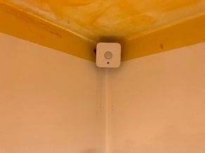 Hue motion sensor corner/wall/ceiling holder