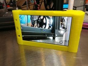 Moto Z2 Force Camera Case Shell