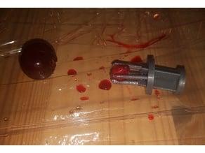 Cherry seed removal tool / Kirschentsteiner