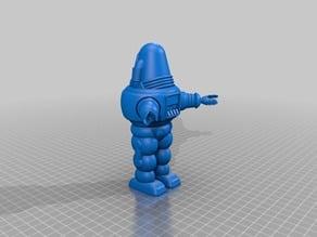 Italy Robbie Robot