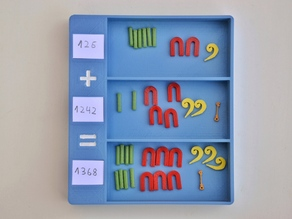 Egyptian numbers math