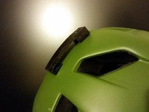 Bike Helmet Goggles Clip - BERN - Convert Bike Helmet to Snowboard or Ski Helmet!