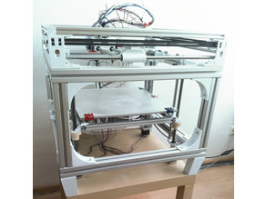 NS3DP - Non-Sucking 3D Printer