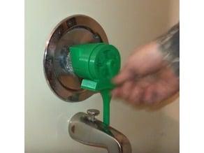 Shower Knob Gear ratio adaptor