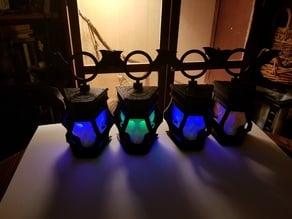 Skull Lantern Remix