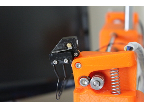 Simple Filament Run-out Sensors