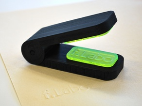 Embossing stamp (f.Labo)