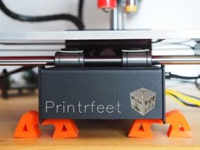 Printrfeet - Vibration Dampeners for 3D Printers