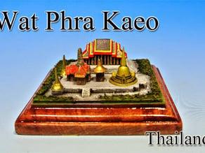 Wat Phra Kaeo in Thailand